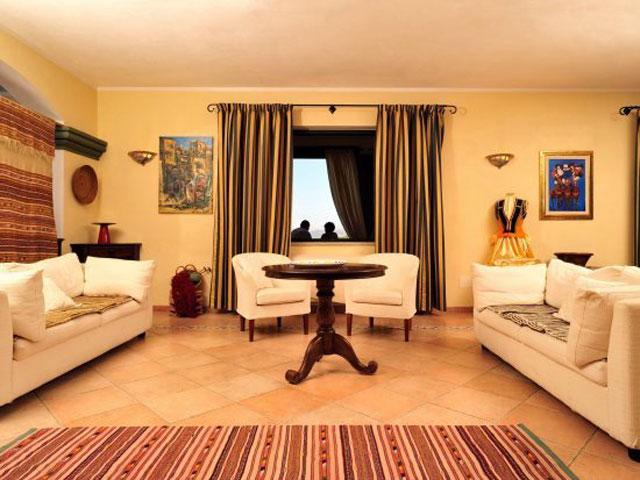 Hotel Su Lithu - Hotel Sardinie met zwembad in Bitti (5)