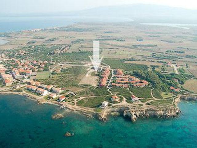 Hotel Raffael in Sardinie geniet van een mooie ligging op loopafstand van het strand