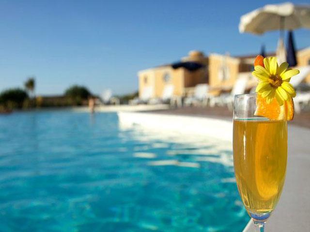 Hotel Raffael met zwembad - westkust Sardinie (11)