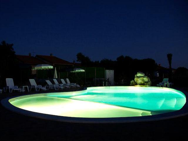 Hotel Raffael met zwembad - westkust Sardinie (5)