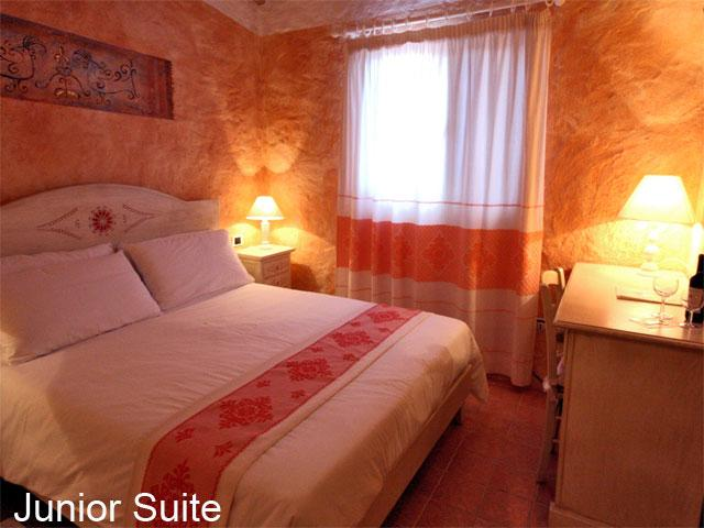 Junior Suite - Hotel Don Diego -  Sardinie (2)