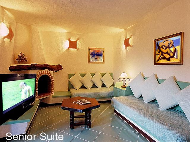 Senior Suite - Hotel Don Diego - Sardinie (1)