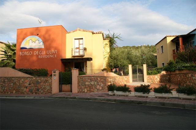 Residence Borgo degli Ulivi - Arbatax - Sardinië