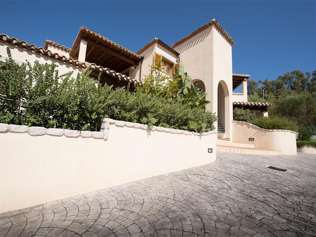 Appartementen - Villa Borgo degli Ulivi - Sardinie (1)