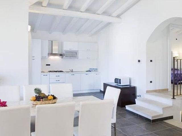Villa in Villas Resort - Luxe vakantiehuizen met zwembad in Costa Rey - Sardinie (19)
