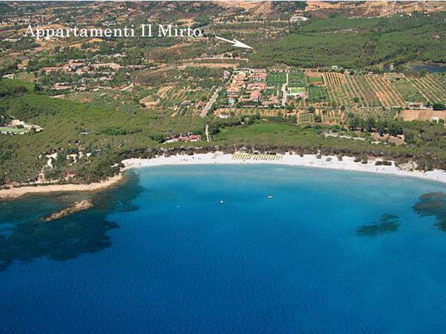 Vakantieappartementen in Orosei - Sardinie (3)