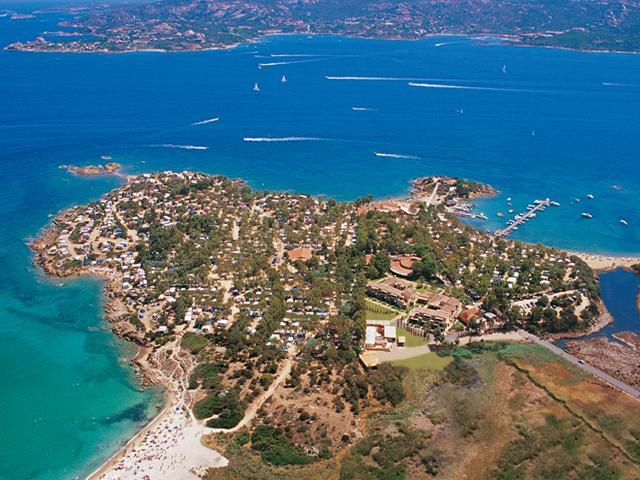 Centro Vacanza Isuledda - Camping Isuledda - Sardinie