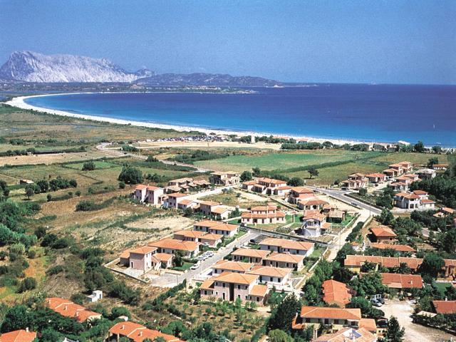 Vakantie Sardinie - Appartementen Le Canne aan het strand (1)