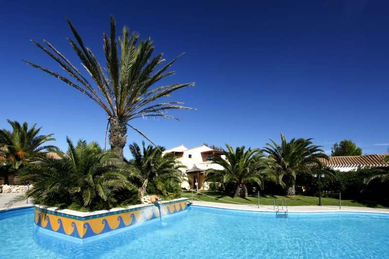 Hotel Luci del Faro - Sant Antioco Calasetta - Sardinie