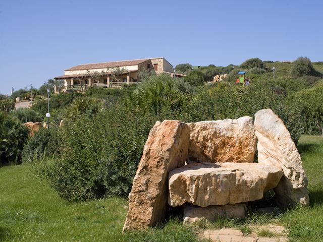 Barbecue Borgo - Podere Monte Sixeri - Alghero - Sardinië