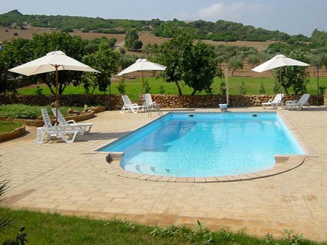 Zwembad Residenze - Podere Monte Sixeri - Alghero - Sardinië
