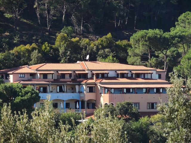 Entree - Hotel Su Lithu - Bitti - Sardinië