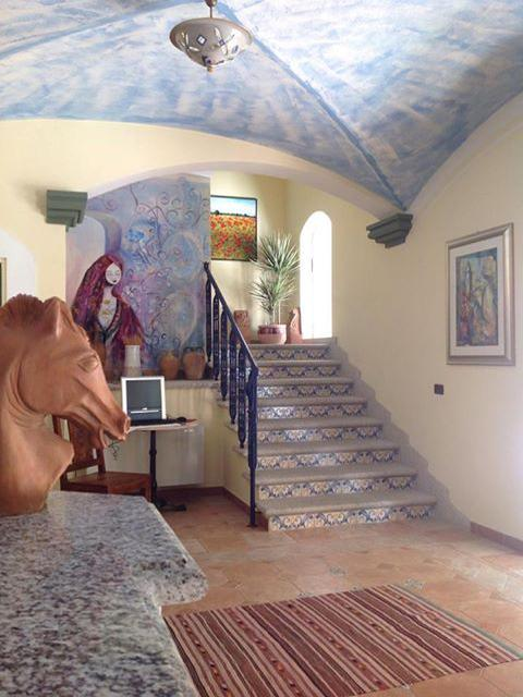Decoraties - Hotel Su Lithu - Bitti - Sardinië