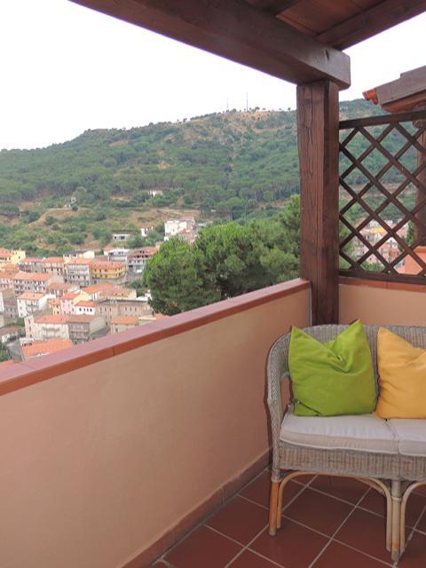 Su Lithu - Terras panorama - Sardinie