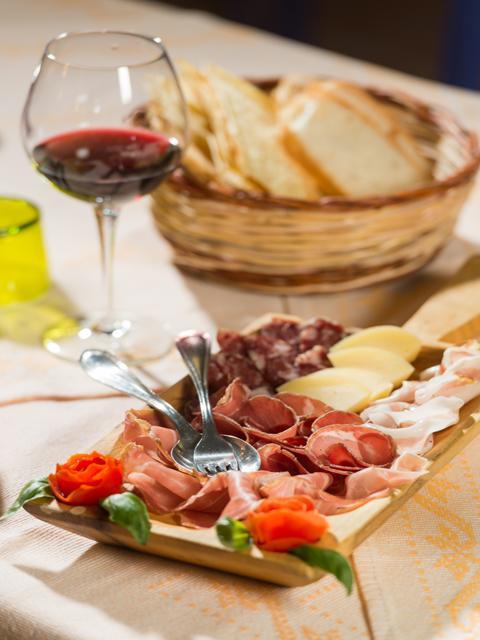 Keukengerechten - Hotel Su Lithu - Sardinie