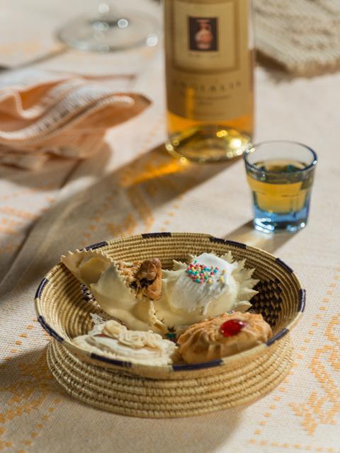 Traditionele keuken - Su Lithu - Sardinie