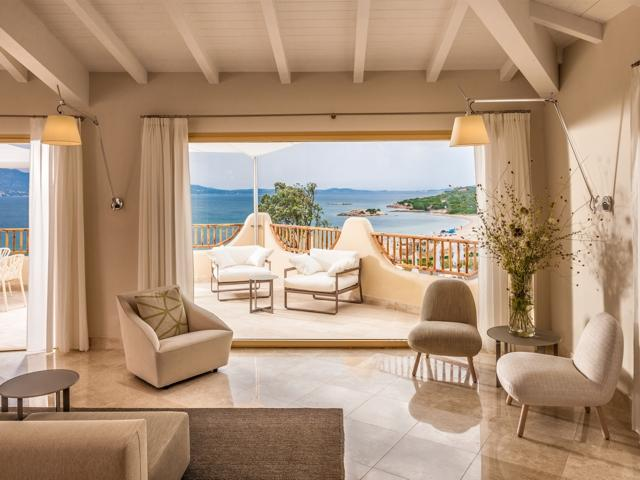 luxe hotel sardinie - hotel cala cuncheddi - sardinia4all