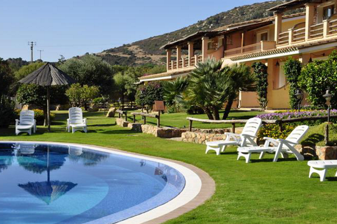 hotel sardinie - villasimius - su giganti