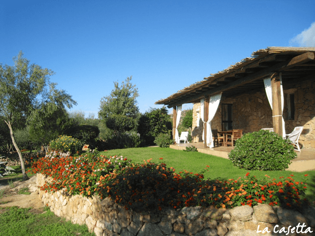 Ferienwohnung Baia Sardinia - Le Tre Pietre Sardinien