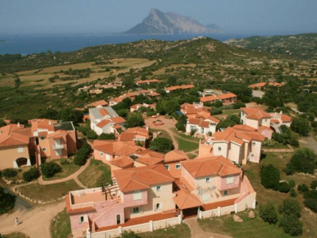 Ferienanlage am strand - Sardinien