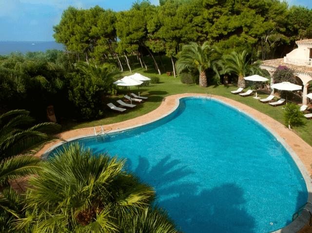 Cala Caterina Strandhotel Villasimius Sardinia4all