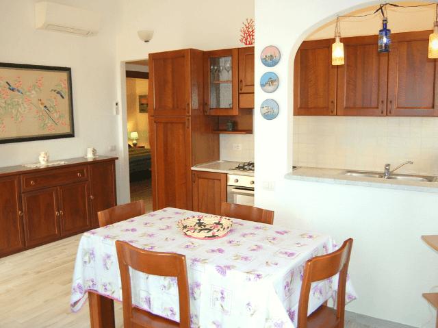 Brezza di Mare Appartement am Meer in Costa Rei Sardinien