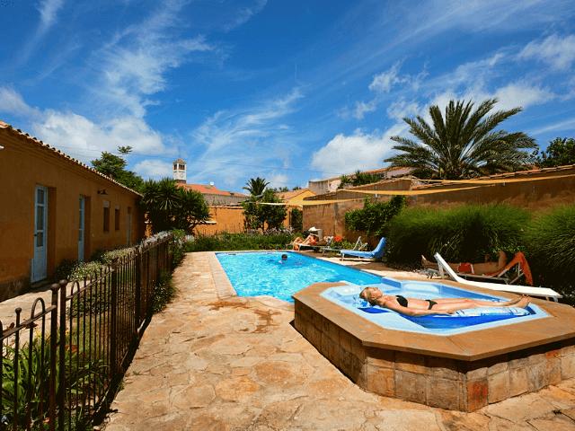 Aquae Sinis Albergo Diffuso in Cabras Sardinien