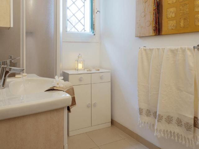 Appartement Limone mit Pool in San Pantaleo Sardinien