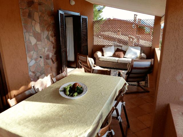 Casa Alba typ 2 Costa Rei Sardinien