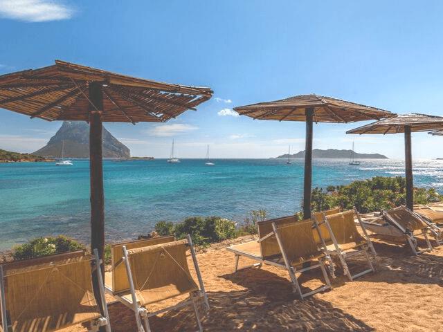 Hotel Don Diego bei Olbia Sardinien