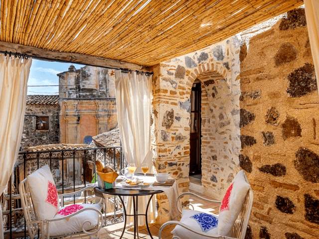 Mannois Boutique Hotel Orosei Junior Suite mit Terrasse