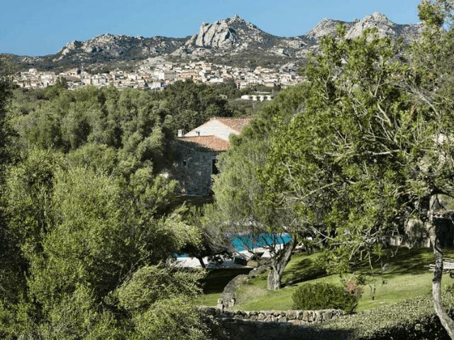 Stazzo Lu Ciaccaru Boutique Hotel Arzachena Sardinien