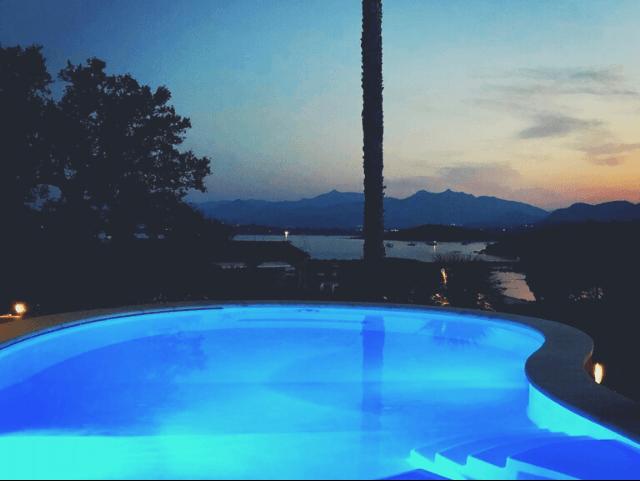 Villa Gima mit Pool - Capo Coda Cavalli