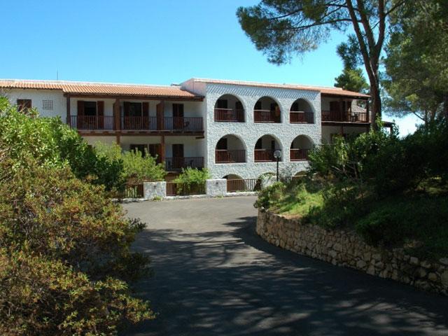 Hotel aan zee in Alghero - Punta Negra Hotel - Sardinia4all