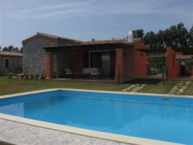 Vakantiehuis met zwembad - Costa Rei - Sardinie (2)