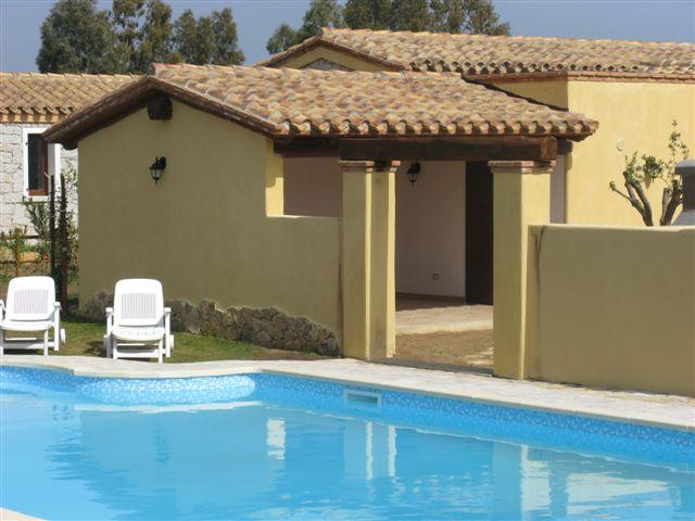 Vakantiehuis met zwembad - Costa Rei - Sardinie (6)