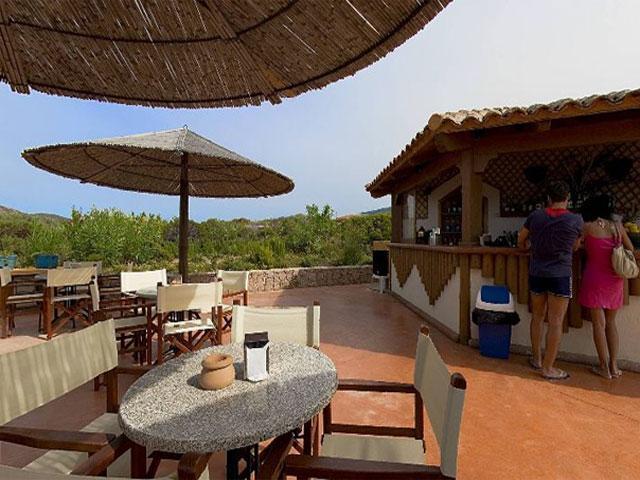 Bar - Hotel Torreruja - Isola Rossa - Sardinie